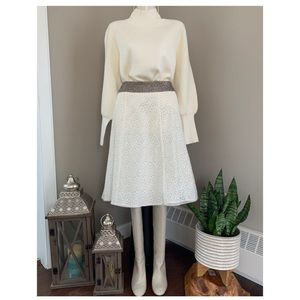 DEANE and WHITE A-line Skirt